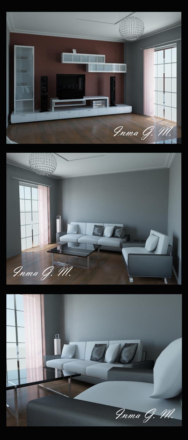Inma gm for Simulador interiores 3d
